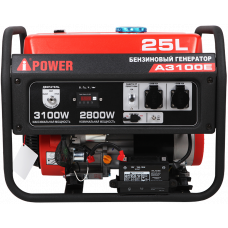 Бензогенератор A-IPOWER A3100Е