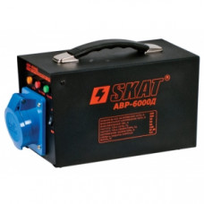 Блок АВР 6000 Д для дизель генераторов SKAT