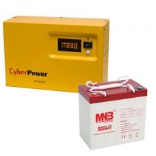 Источник бесперебойного питания CyberPower 420Вт/100Ач/12В