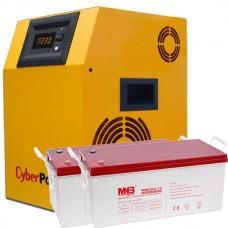 Источник бесперебойного питания CyberPower 700Вт/100Ач/12В