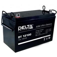Аккумуляторная батарея DELTA DT 12V100AH