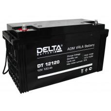 Аккумуляторная батарея DELTA DT 12V120AH