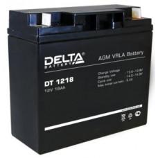 Аккумуляторная батарея DELTA DT 12V18AH