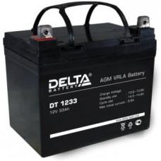 Аккумуляторная батарея DELTA DT 12V33AH