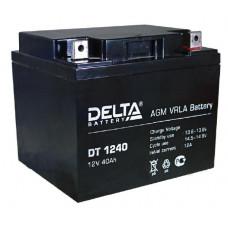 Аккумуляторная батарея DELTA DT 12V40AH