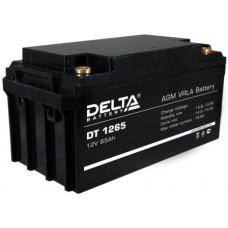 Аккумуляторная батарея DELTA DT 12V65AH