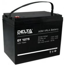 Аккумуляторная батарея DELTA DT 12V75AH