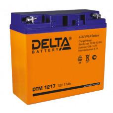 Аккумуляторная батарея DELTA DTM 12V17AH