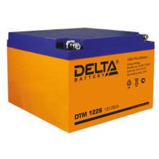 Аккумуляторная батарея DELTA DTM 12V26AH
