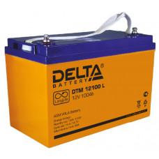 Аккумуляторная батарея DELTA DTM 12V100AH L
