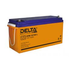 Аккумуляторная батарея DELTA DTM 12V150AH L
