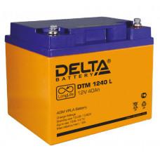 Аккумуляторная батарея DELTA DTM 12V40AH L