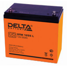 Аккумуляторная батарея DELTA DTM 12V55AH L