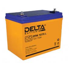 Аккумуляторная батарея DELTA DTM 12V75AH L