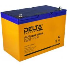 Аккумуляторная батарея DELTA DTM 12V90AH L