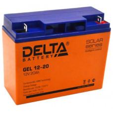Аккумуляторная батарея DELTA GEL 12-20