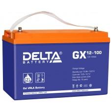 Аккумуляторная батарея DELTA GX 12V-100AH