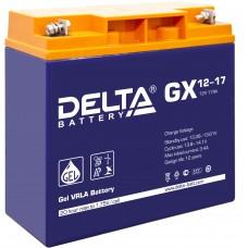 Аккумуляторная батарея DELTA GX 12V-17AH