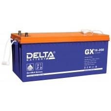 Аккумуляторная батарея DELTA GX 12V-200AH
