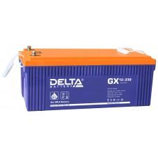 Аккумуляторная батарея DELTA GX 12V-230AH