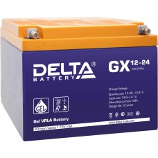 Аккумуляторная батарея DELTA GX 12V-24AH
