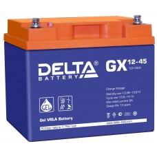 Аккумуляторная батарея DELTA GX 12V-45AH