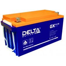 Аккумуляторная батарея DELTA GX 12V-80AH