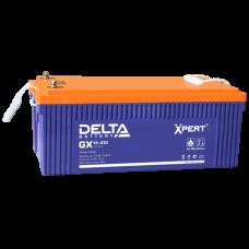 Аккумуляторная батарея DELTA GX 12V-230AH Xpert