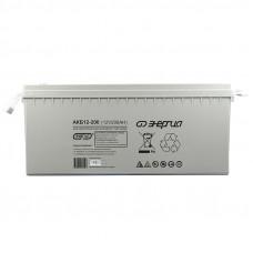Аккумуляторная батарея Энергия АКБ 12-200