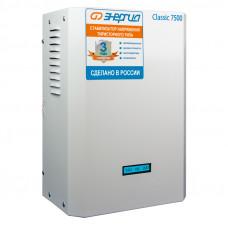 Стабилизатор напряжения Энергия CLASSIC 7500 ВА