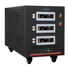 Трехфазный стабилизатор напряжения Энергия Hybrid-30000/3 II поколения