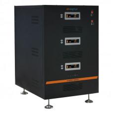 Трехфазный стабилизатор напряжения Энергия Hybrid-60000/3 II поколения