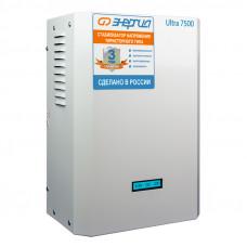 Стабилизатор напряжения Энергия ULTRA 7500 ВА