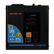 Стабилизатор напряжения Энергия Voltron 500 ВА (5%)