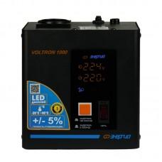Стабилизатор напряжения Энергия Voltron 1000 ВА (5%)