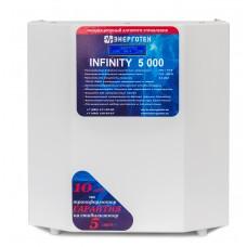 Стабилизатор напряжения Энерготех INFINITY 5000 ВА