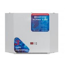 Стабилизатор напряжения Энерготех NORMA 9000 ВА