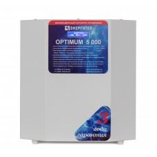 Стабилизатор напряжения Энерготех OPTIMUM+ 5000 ВА