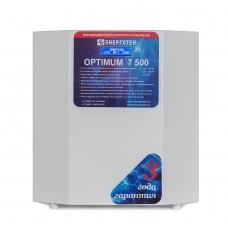 Стабилизатор напряжения Энерготех OPTIMUM+ 7500 ВА