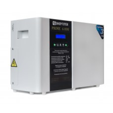 Стабилизатор напряжения Энерготех PRIME 6000 ВА