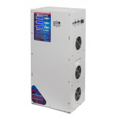 Трехфазный стабилизатор напряжения Энерготех INFINITY 5000х3 ВА