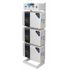 Трехфазный стабилизатор напряжения Энерготех PRIME 9000х3 ВА