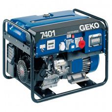 Бензиновый генератор GEKO 7401E-AА/HEBA