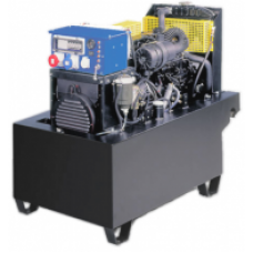 Дизельный генератор GEKO 11014 E-S/MEDA
