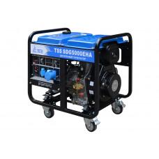 Дизельный генератор TSS SDG 5000EHА