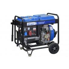 Дизельный генератор TSS SDG 7000EH3