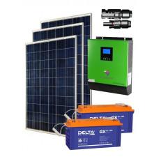 Автономная солнечная электростанция  5000 Вт∙ч/сутки
