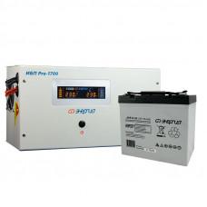 Источник бесперебойного питания Энергия PRO 1200Вт/100Ач/12В