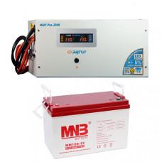 Источник бесперебойного питания Энергия PRO 1200Вт/300Ач/12В