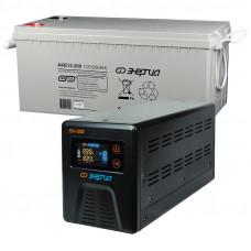 Источник бесперебойного питания Энергия ПН 300Вт/75Ач/12В